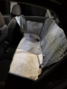 Dog Car Seat Cover photo review