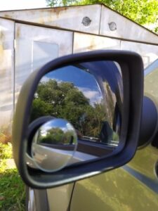 Blind Spot Mirror photo review