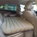 INFLATABLE CAR MATTRESS photo review